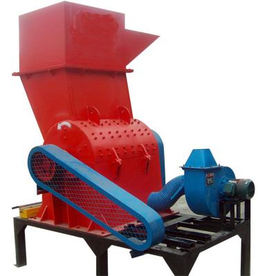 永胜易拉罐破碎机锤头采用高硫合金材料耐能耗低图片